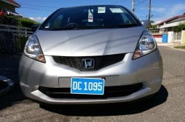 2010 HONDA FIT (JUST LANDED)
