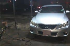 2011 toyota markx 250G