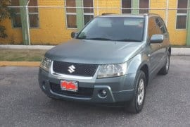 2008 Suzuki Grand Vitara for Rental