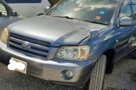 2007 Toyota Kluger Fully Loaded