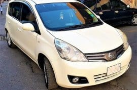 ** 2010 Nissan Note ** 488-4110