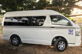 2010 Toyota Hiace 10 Seater