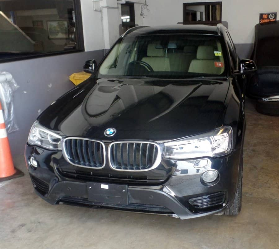 2016 BMW X3 For Sale In Kingston, Jamaica
