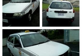 2002 Nissan AD Wagon Taxi With Road License