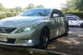 2010 Toyota Mark X 250G