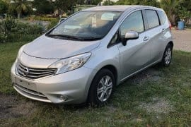 2013 Nissan Note Just Imported