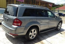 2012 Mercedes Benz GL450 4Matic
