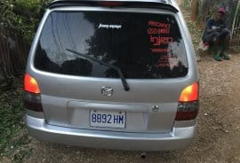 Mazda Demio 2002 (clean Inside Out)
