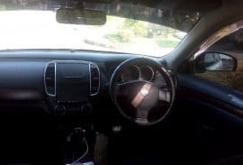 Recently Imported 2012 Nissan Bluebird Sylphy