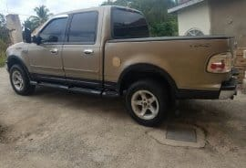 2001 Ford F150 Lariat Ext