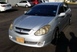 2004 Toyota Caldina 'Cat Eye'