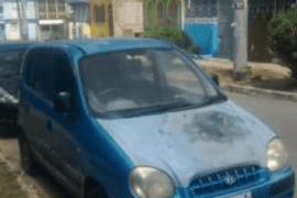 2000 Hyundai Atos, B14 Engine