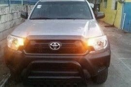 2015 Toyota Tacoma, new import, 3000miles