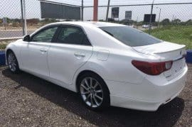 2011 Toyota Mark X