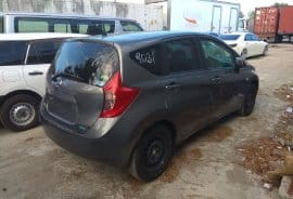 2014 NISSAN NOTE (NEW IMPORT)