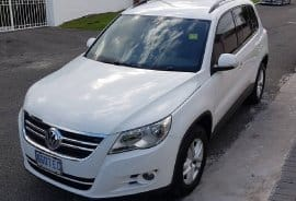2011 VW Tiguan, AT, 7 Speed Auto, 52000 Miles