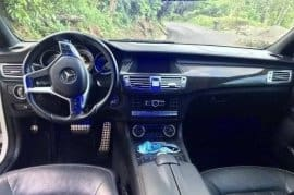 2012 mercedes benz cls 550 matic for sale