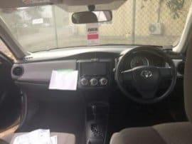 New Toyota Axio