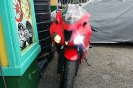 LEDs FOR MOTORCYCLE