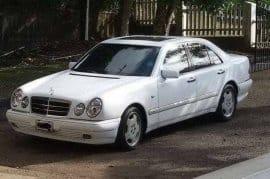 Mercedes Benz E200 1996