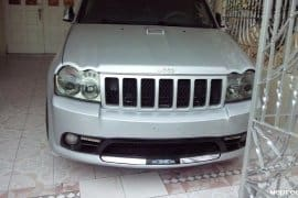 2008 JEEP GRAND CHEROKEE LIMITED SRT8 EDITION