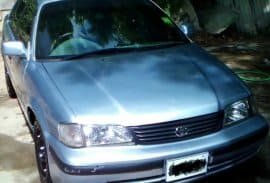 1999 toyota corsa good condition