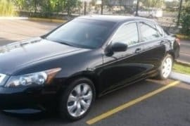 2010 HONDA ACCORD EX - FOR SALE - 1,900,000.00