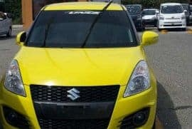2013 Suzuki Swift Sport $2.1M