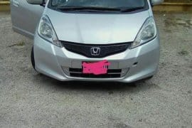 Brand New 2012 Honda Fit