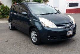 2012 Nissan Note Cheap