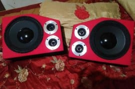 Sale out 10 inches 8 ohmz speakers