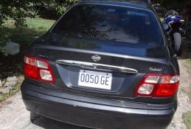2002 Nissan Sylphy