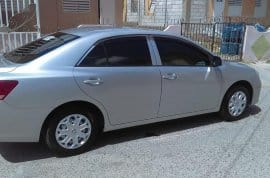 Newly imported and used cars