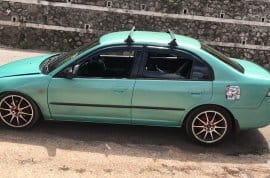 Honda civic 2003...