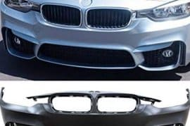 BMW 3 SERIES 2012 to 2018 front bumper cover