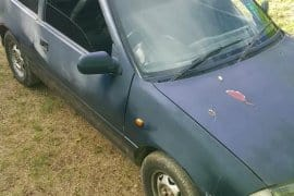 Suzuki swift 94 automatic 2 door