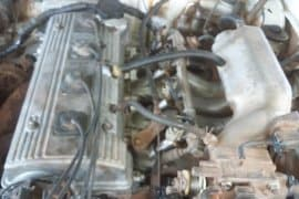 5A Engine and Gear box