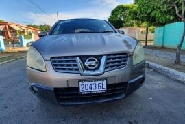 2009 Nissian Dualis fully loaded