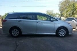 Newly Imported 2010 Toyota Wish For Sale!!!! Comes