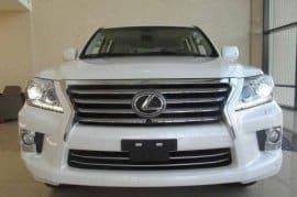 2013 Lexus LX 570 Full Option