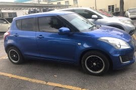 2014 Suzuki Swift
