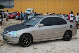 Honda Civic 2002