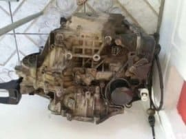 Mitsubishi 4 speed transmission