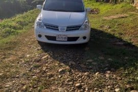 Clean 2014 Tiida For Rent