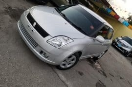 2007 SUZUKI SWIFT GEAR BOX