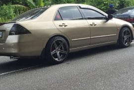 Honda accord year 2007