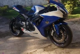 Gsxr 750 (fully loud) 2015