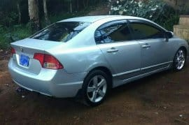 2007 LHD Honda Civic